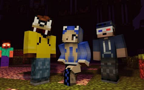 minecraft skin wallpaper dantdm wallpapers wallpaper cave