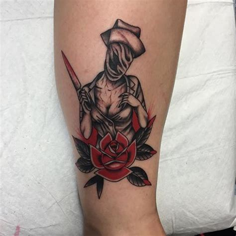silent hill tattoo 198 best silent hill tattoos images on silent