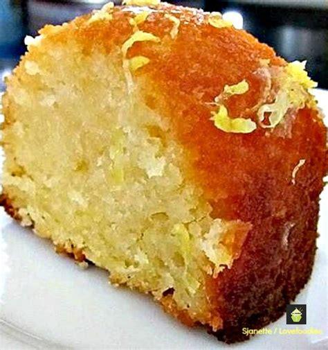 moist lemon or orange pound loaf cake lovefoodies
