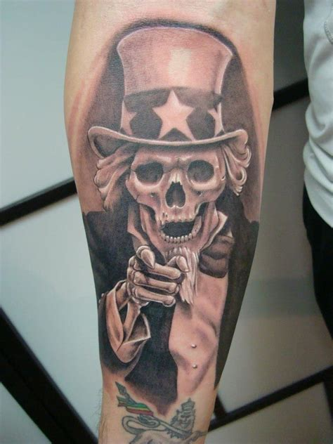 uncle sam tattoo wonderful idea of sam tattoos golfian