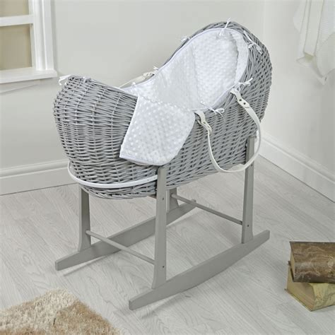Moving Baby From Moses Basket To Crib 94 Baby Cribs And Moses Baskets Rh Baby Childs Washed Organic Linen Moses Basket