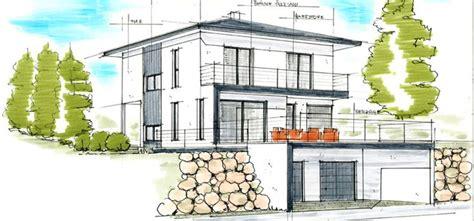 Einfamilienhaus Hanglage Planen by Plan Haus Walmdach Modern Weiss Jpg 778 215 364 Pixel