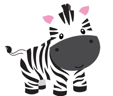 clipart zebra zebra clipart easy draw pencil and in color zebra