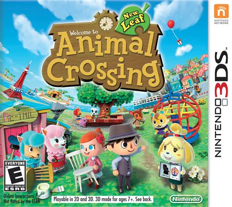 animal crossing animal crossing new leaf nintendo 3ds ign