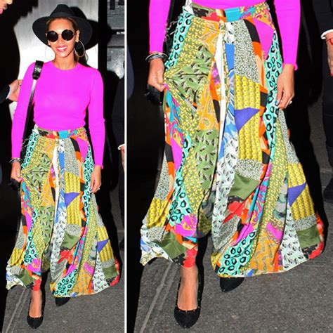 colorful maxi skirts beyonce colorful maxi skirt clothingcandy