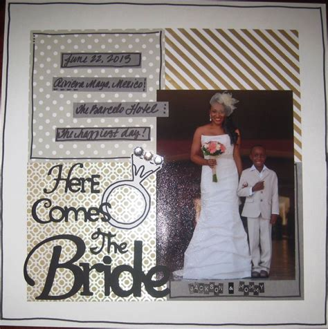 scrapbook layout ideas wedding 261 best wedding scrapbooking layouts images on pinterest