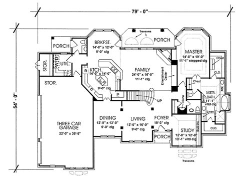 fairfield b 2 000 sq ft lots 12 38 45 49 53 country style house plan 4 beds 3 baths 3140 sq ft plan