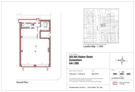 estate layout plan land registry index www redlineplans co uk