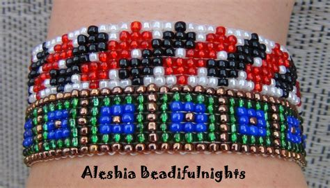 loom beading tutorial loom beaded bracelet tutorial