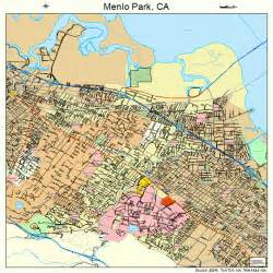 menlo park california map menlo park california map 0646870