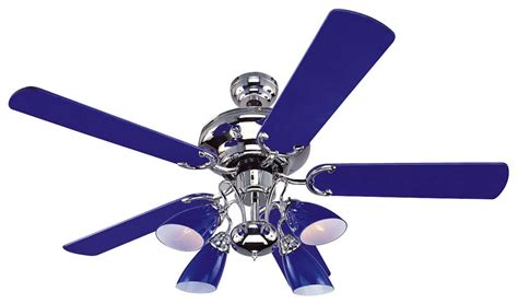 Top 10 Cobalt Blue Ceiling Fans 2018 Warisan Lighting