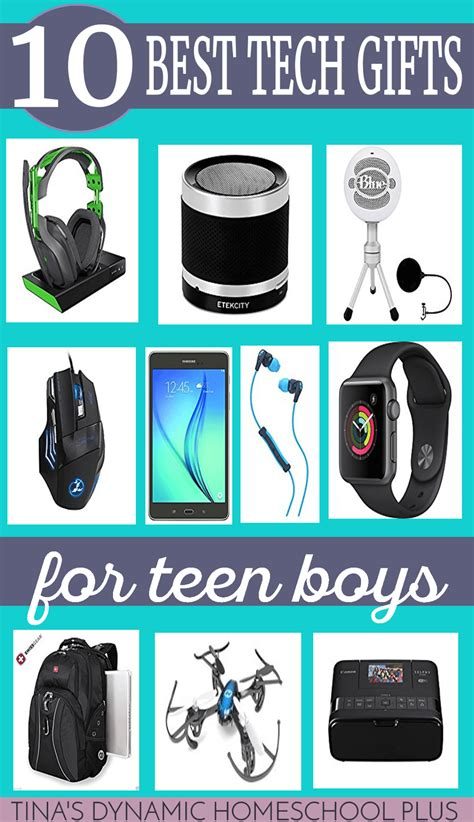 top ten boys gifts ten best tech gifts for boys that they ll actually like