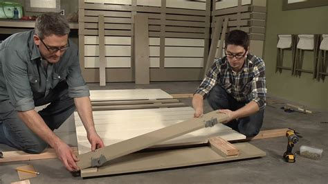 How To Make A Sliding Door Cupboard