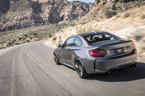 Vorsteiner Took Their Bmw M2 To The Mountains And The