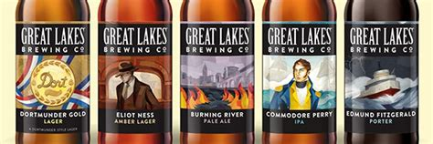 A Fabulous New Label by Great Lakes Brewing Company Reveals New Labels