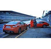 Video Girl Racer In GT86 W/ Dad 2000GT Yes There Is A