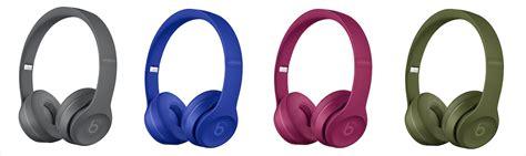 beats colors beats solo3 wireless headphones debuting new colors