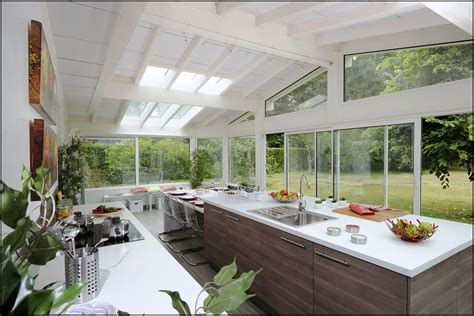 store pour veranda akena 2180 une cuisine dans la v 233 randa visitedeco
