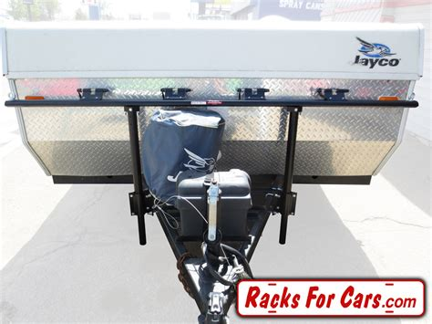 Tent Trailer Bike Rack by Prorac Proformance Tent Trailer Racks Carry 2 4 Or 6