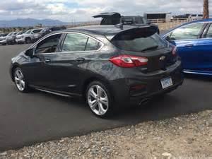bangshift random car review 2017 chevrolet cruze