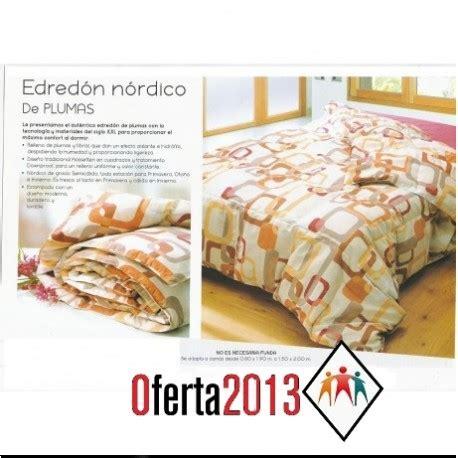 edredon plumas edred 243 n n 243 rdico de plumas oferta2013