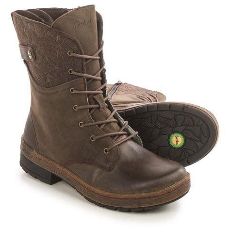 jambu boots jambu hemlock lace boots for save 35