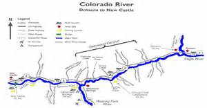 fishing maps colorado colorado river