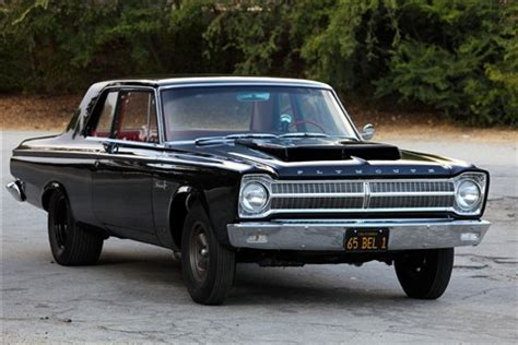 '65 plymouth belvedere i (street wedge): nothing more