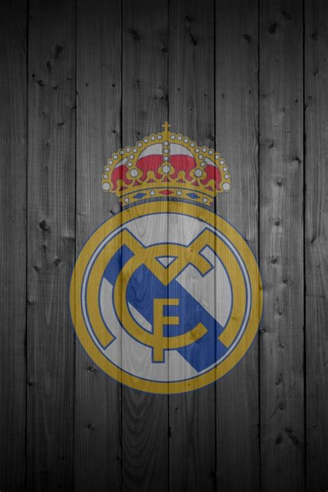 hd wallpapers for iphone 5 real madrid fond d cran iphone 4 real madrid 04 640x960 gratuit