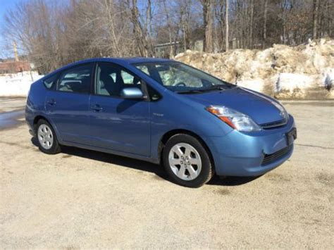 2007 Toyota Prius Mpg Sell Used 2007 Toyota Prius Electric Hybrid Up To 60