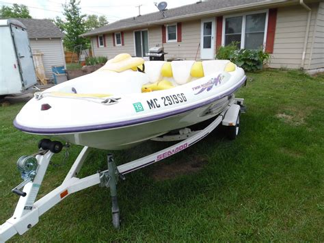 sea doo boat with outboard sea doo speedster boat for sale from usa