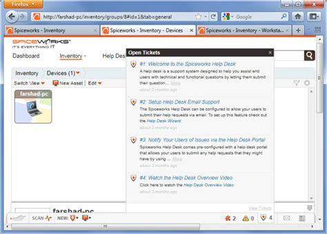 Spiceworks Free Help Desk Software by Wonderful Create A Free Helpdesk Portal With Spiceworks It