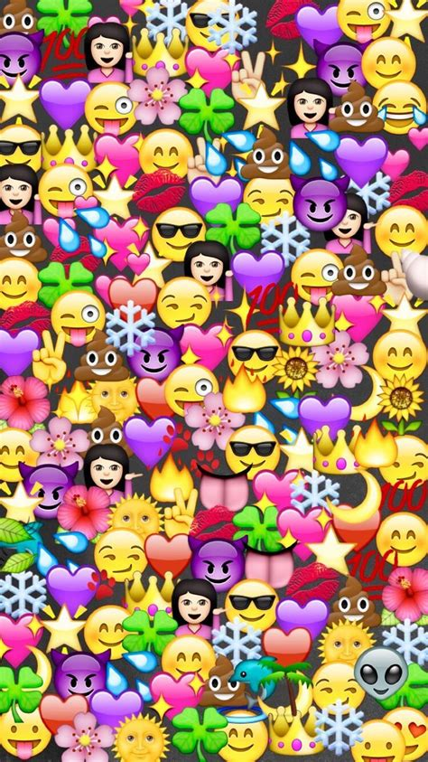 pin de shamallagreen en jaquaja emoji wallpaper iphone