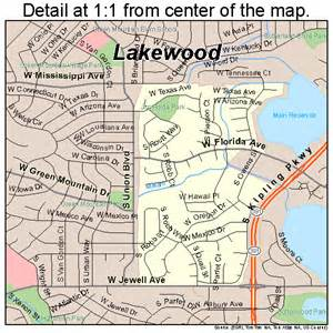 map lakewood colorado lakewood colorado map 0843000