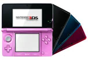 3ds colors nintendo 3ds is the best selling console of 2012 in japan