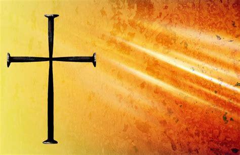 Nail Cross Grunge Worship Motion Background Motion Backgrounds For Worship Free
