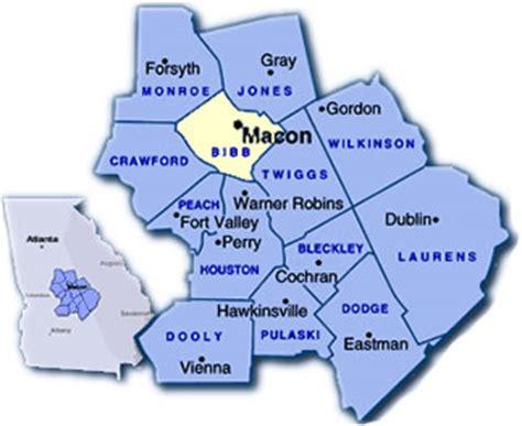 macon georgia information | bibb county ga information