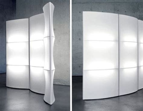 illuminated room divider by superieur panel discussion - Illuminated Room Divider