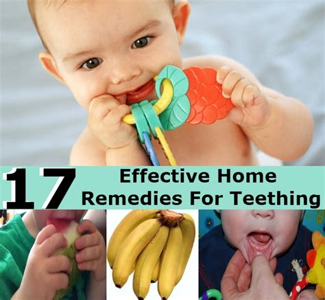 17 effective home remedies for teething diy home