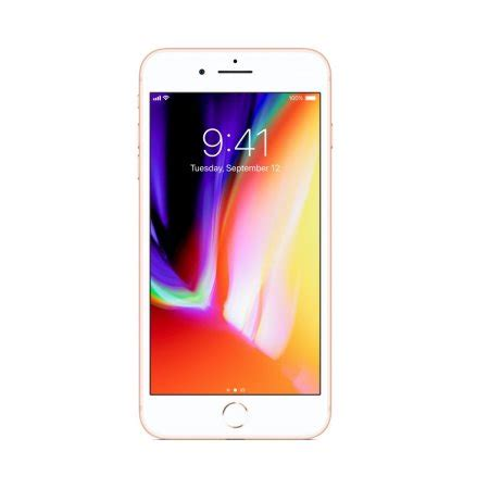 Walmart Iphone 8 Plus Gift Card - straight talk apple iphone 8 plus 64gb prepaid smartphone gold walmart com