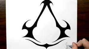 Logo Drawer by Drawing Assassins Creed Logo Redesign