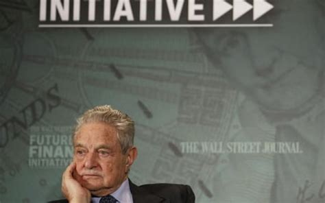 george soros, the billionaire 'who broke the bank of