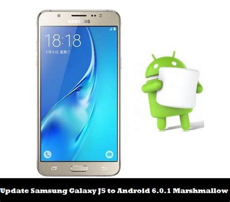 Samsung Galaxy J5 Update update samsung galaxy j5 sm j500f to android 6 0 1