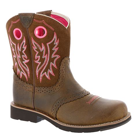 youth boots ariat fatbaby toddler youth boot ebay