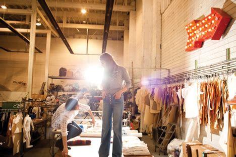 pattern maker portland oregon in the studio with portland garment factory mini maker