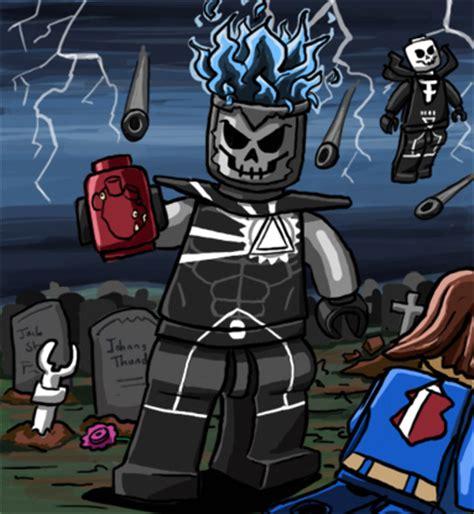 Batman Black Lantern Xh404 Dc Heroes Brick Minifigure Diskon deathstorm lego doodle firestorm fan