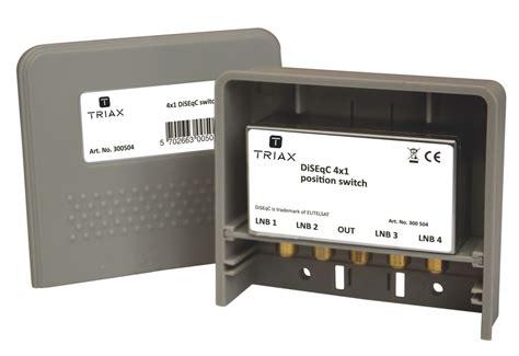 Disceq 4x1 diseqc 504 4x1 switch diseqc switches 300504