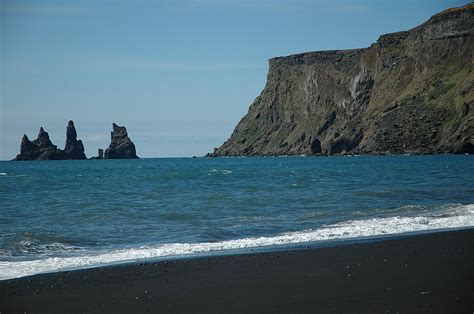 where is the black sand beach top 10 black sand beaches toptenz net