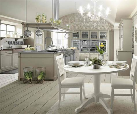 modern chic kitchen designs farmhouse style kitchen interior by minacciolo mood