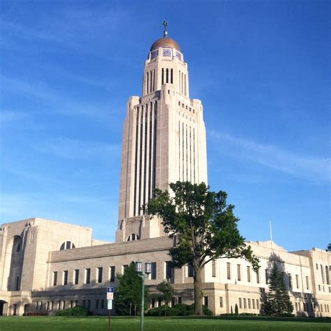 lincoln is the capital of what state nebraska state capitol lincoln nebraska affectionately